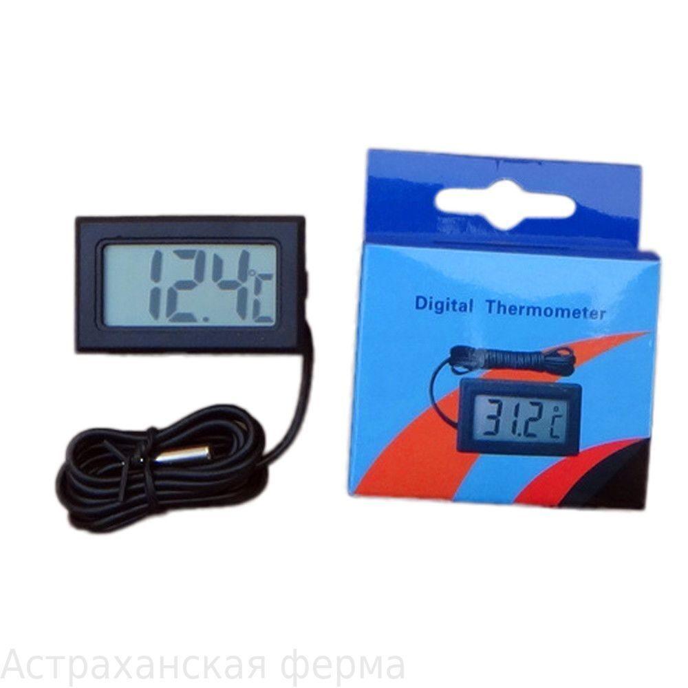 Термометр цифровой с выносным датчиком своими руками